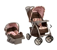 baby's brown travel system Salinas, 93905