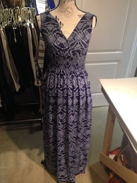 Joe Fresh maxi dress size small Oakville, L6H 1Y4