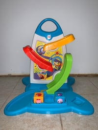 Fisher Price Block Toy