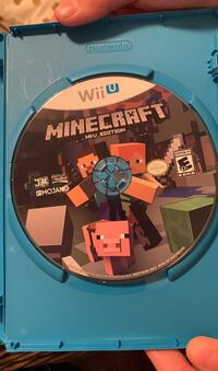 Wii U minecraft Game Vaughan, L4H 0Y1