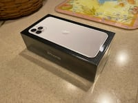 iphone 11 pro silver Prince George