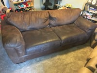 Free couch (must pick up)