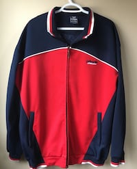 Vintage PellePelle Athletics Track Jacket (Size L) Surrey, V3S
