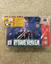 N64 HYBRID HEAVEN IN BOX  Toronto, M1H 2A4