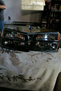 Tinted headlights for a 2004 chevy Show Low, 85901