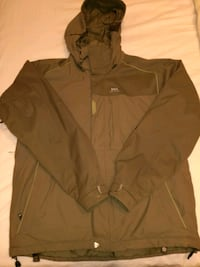 brown zip-up hoodie Waterloo, N2L
