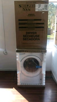 BRAND NEW WHIRLPOOL WASHER AND DRYER  Mississauga, L5N 8K8