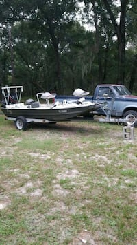 Bass Boat 16ft Spring Hill, 34610