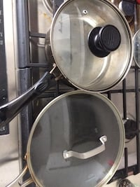 stainless steel cooking pot with lid Arlington, 22209