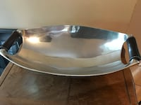 Elle Decor Metal Bowl. Bolton