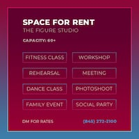 COMMERCIAL For rent STUDIO 1BA New York