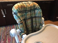 High Chair with Wheels Baltimore, 21202