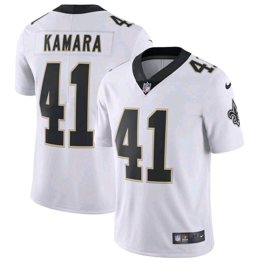Alvin Kamara Saints Jerseys ALL SIZES
