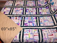 Beautiful quilt for christmas Aylmer, N5H 1Y9
