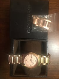 Rose Gold authentic Michael Kors watch