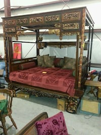 Indonesian wedding bed New Bern, 28562