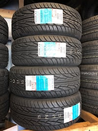 205/55R16 Doral Set Of 4 Tires Free install, With Warranty San Jose
