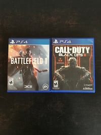 Battlefield 1 & Call of Duty: Black Ops III Whitby, L1M 2P3