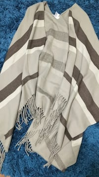 Guess sweater blanket