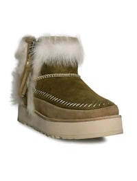 New Suede Women's Uggs Boots Size 10 Pikesville
