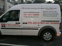CPR and First Aid training Germantown, 20876
