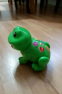 Fisher Price talking froggy North Vancouver, V7P 1R3