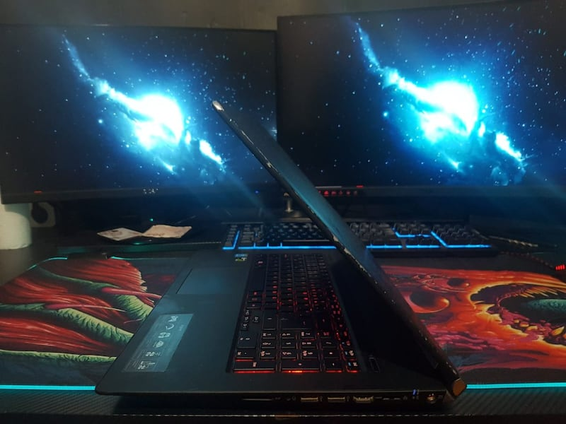 "SSD'Lİ 17.3"" FULL HD ACER NITRO V GAMING LAPTOP - NVIDIA GTX860M 2"