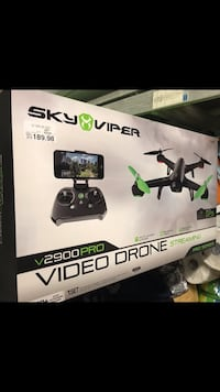 Sky Viper v2900PRO Streaming Video Drone - Pro Series GPS with AUTO Launch  Los Angeles, 91406