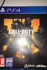 Call of duty black ops 4 (PS4) Drammen, 3032