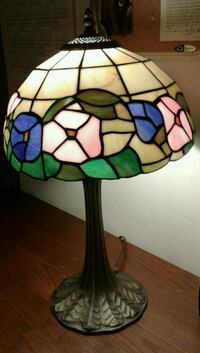 Stained Glass Lamp Gettysburg, 17325