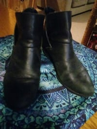 Leather boots Omaha, 68132