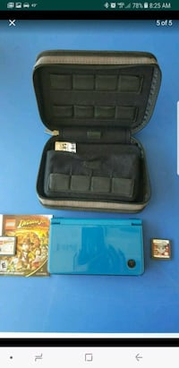 Nintendo DS XL with Free Games like new  San Marcos, 92078
