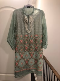 Agha noor shalwar kameez/ pakistani dress 532 km