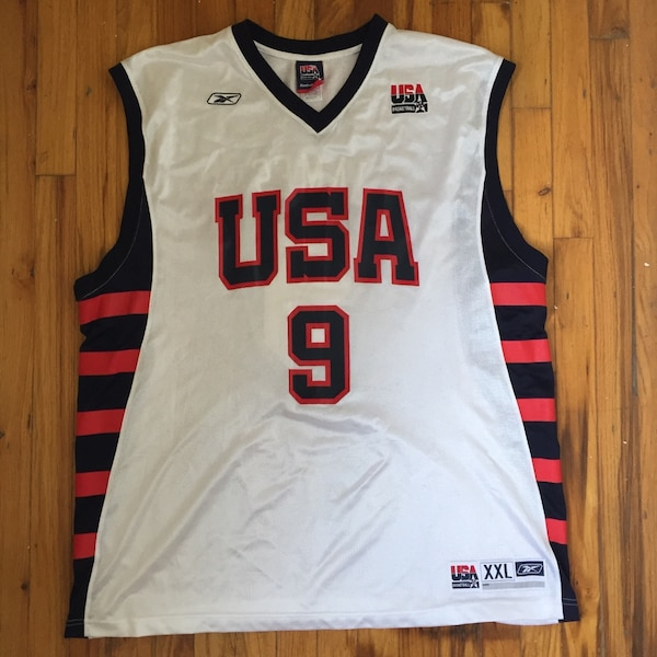 Used Lebron James Authentic Team USA jersey for sale in New York - letgo 95498148718a