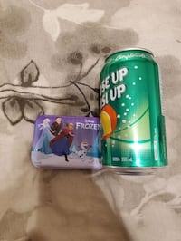 Mini Frozen Tin