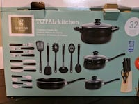 Gibson Total Kitchen cookware combo Washington, 20003