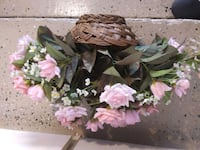 Artificial roses in bamboo basket Henderson, 89074