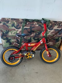 red and black BMX bike Simi Valley, 93063