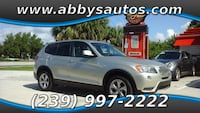 BMW X3 2011 North Ft. Myers