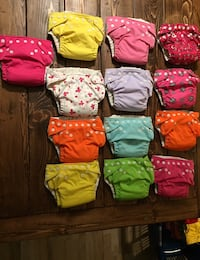 28 cloth diapers Edmonton, T5Y