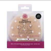 Day Concepts Daily Detox Massaging Brush Toronto, M8V 1A8