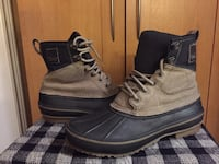 Mens Far West winter boots , very gently used size 7 St Catharines, L2S 4A8