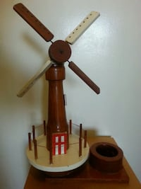 Hand Crafted Windmill & Water Well  Mississauga, L5N 2X2
