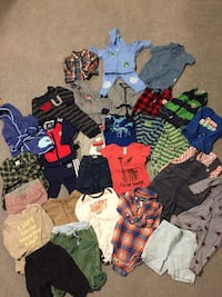 6-9 month baby boy clothes. Fairfax, 22032