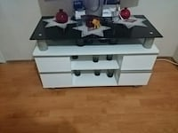 black and white tv table Ankara, 06930