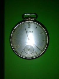 GRUEN VERITHIN POCKET WATCH. ( Circa 1904- 1917)