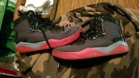 Air jordans special edition size 9 only wore 1 time  Lancaster, 17602