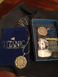 Titanic Necklace Myrtle Beach, 29588