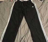 black and white Adidas track pants Annandale, 22003