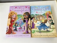 Goddess Girls Books by Joan Holub & Suzanne Williams Markham